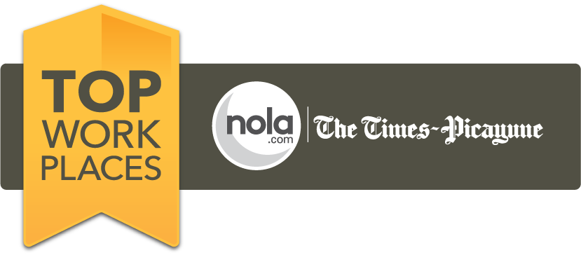 Times Picayune: Best Places to work 2016
