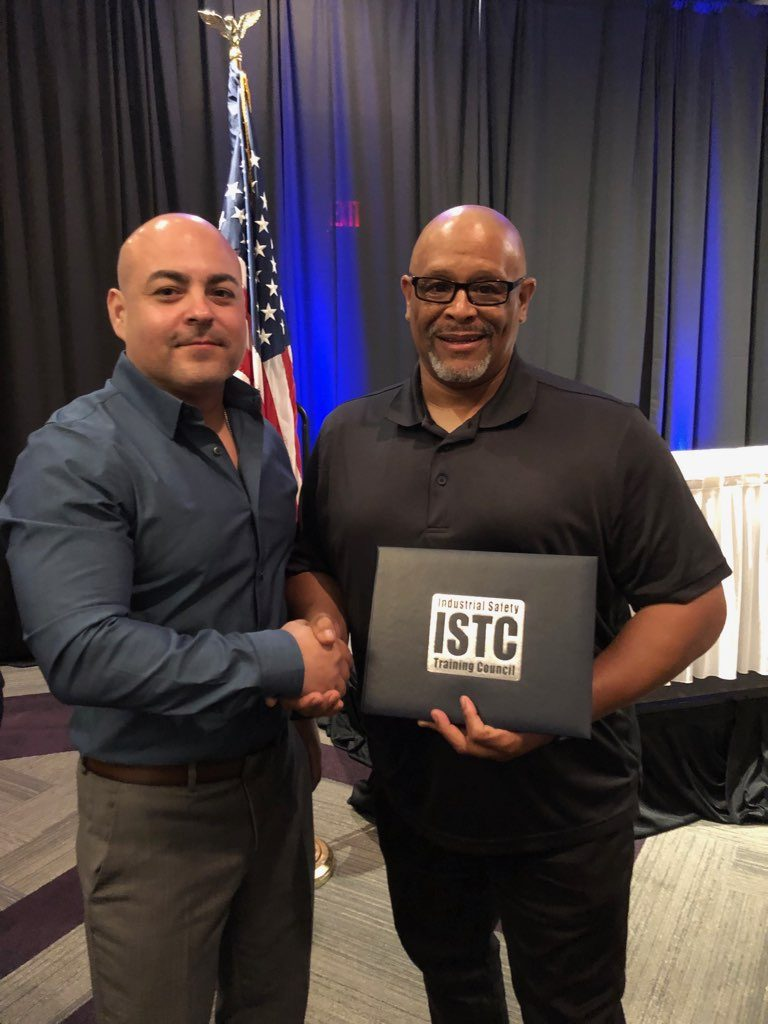 ISTC Safety Awards