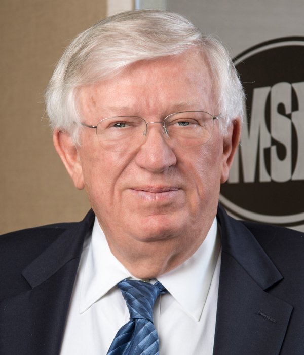 MSB Founder and CEO Michael S. Benbow