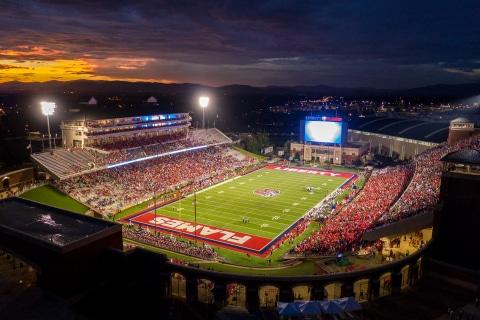 Liberty University Stadium