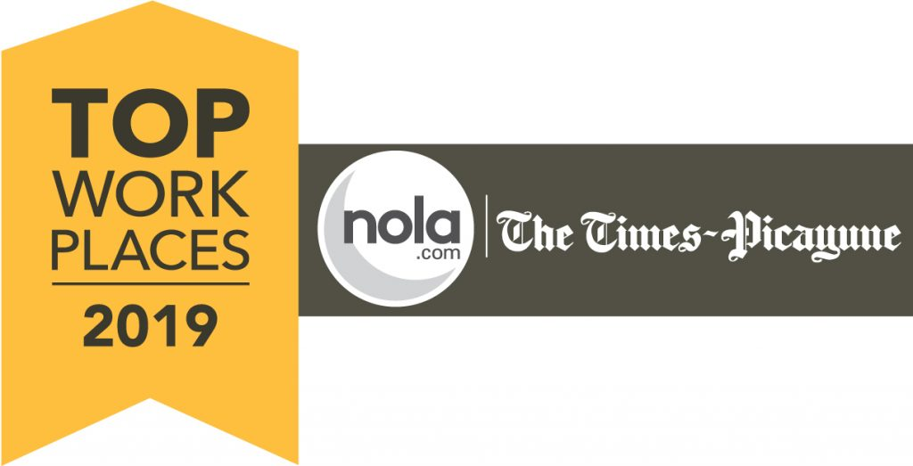 Top Places to Work New Orleans