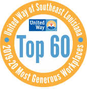 MSB Recognized as United Way SELA Top 60 Most Generous Companies