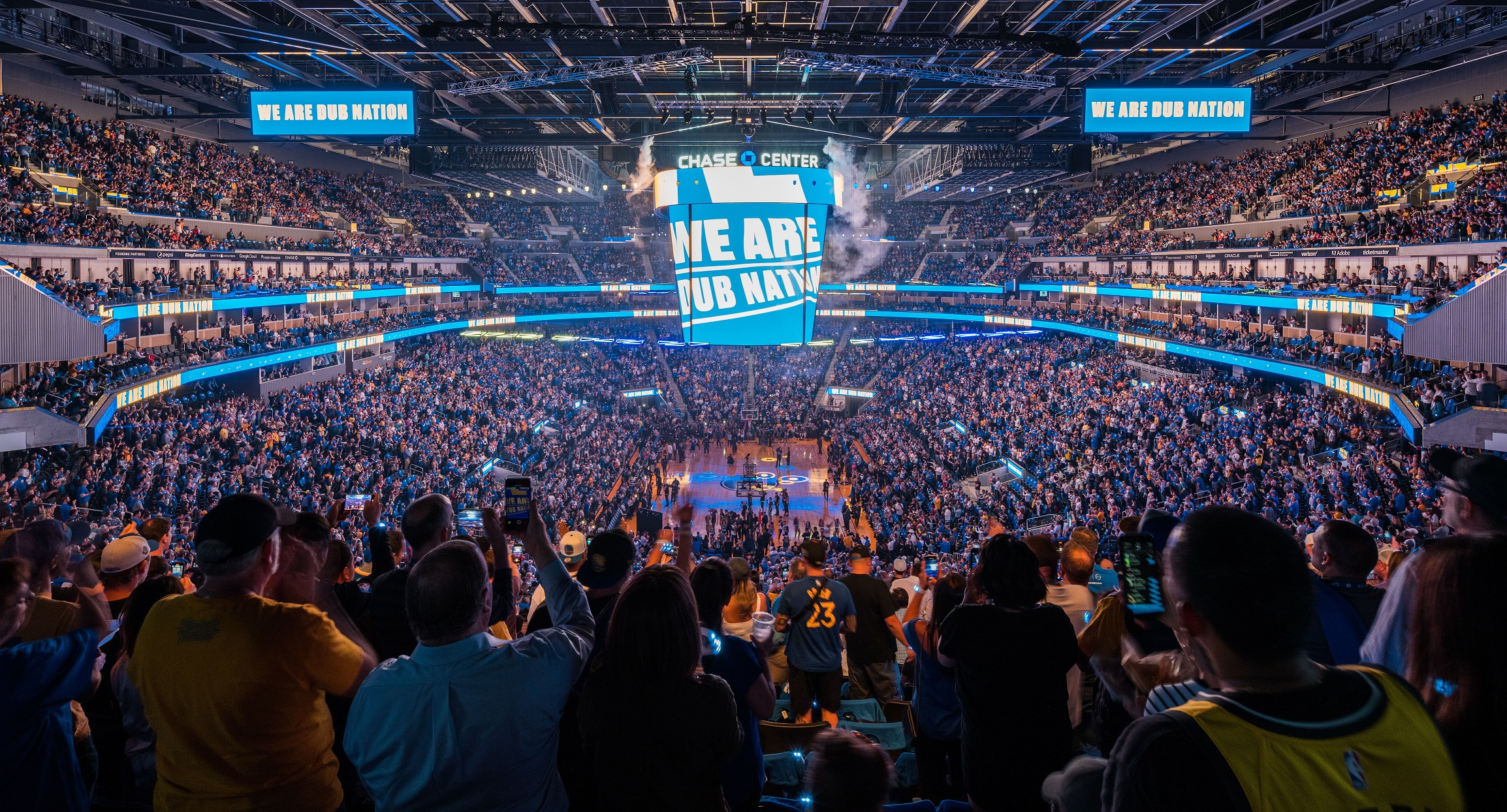 Elevating Fan Engagement at the Golden State Warriors' New Home